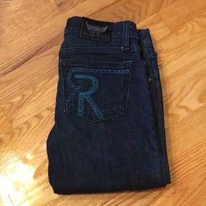 Rock & Republic Stella jeans sz 26 NWOT